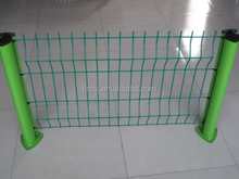 Green triangle bending fence Curve fence/ triangle bending nce/welded wire mesh fewire mesh 2015 new