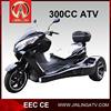 Jinling EEC adult cvt transmission ATV Trike scooter 300cc