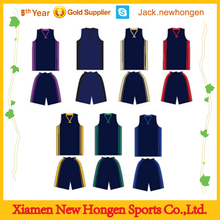 College basketball uniform/basketball jersey/basketball wear