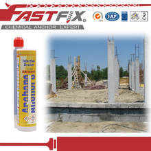 fixings and fastenings floor adhesive glue for resin