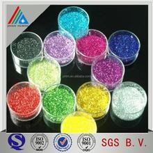 colorful metalic polyester glitter powder