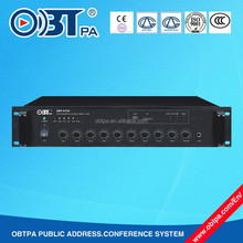 OBT- 6150 Mixer Power Amplifier 220V 150W Mixer Amplifier with USB,SD and MIC