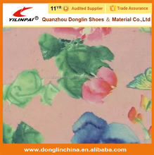 2014 new fashion textiles leather products artificial suede manufacturer