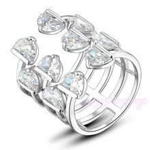 2015 new arrival finger womens cuff ring