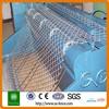 Factory direct sale decorative plastic chain link fence