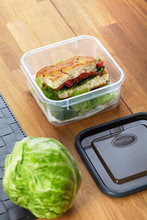 S13-SERIES Factory Promotional Plastic Lunch Box