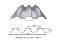 metal decking dimensions