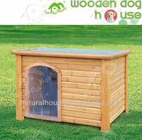 cheap wood wooden dog houses for large dogs for sale