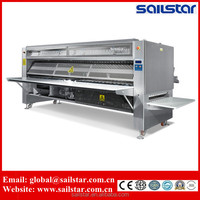 China best laundry folding machine used for towel and clothes