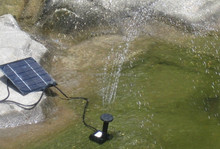 DC 90W solar water pump for watering your vegetable field,portable and convenient,without guard