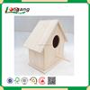 no printing cheap bird feeder house animal protection use eco-friendly wooden bird cage