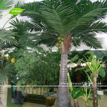 GNW APM038 fake palm tree decorations for wedding and home use on sale