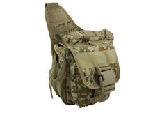 Desert Digital Camera Bag Military Molle Tactical Shoulder Strap Bag Pouch Travel Backpack