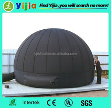Large mystic inflatable planetarium dome