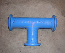 Ductile Iron/Cast Iron Pipe Fittings