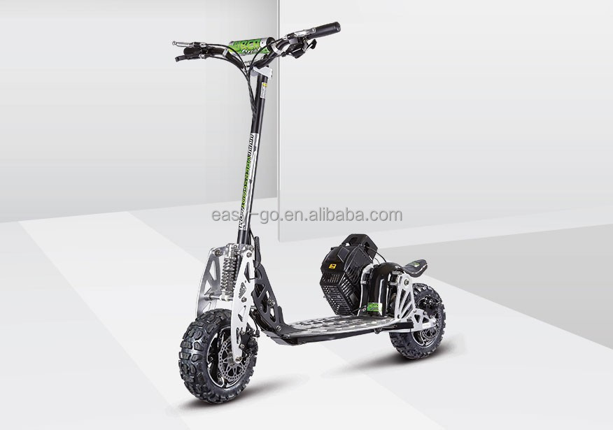 evo uberscoot 2 stroke 150cc gas scooter with ce. Black Bedroom Furniture Sets. Home Design Ideas