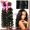 top quality full cuticle unprocessed wholesale malaysian hair bundles , 7A 100% malaysian virgin hair