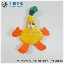 promotional toys/yellow carrot & radish/ternip/plush fruit and vegetables toy, Customised toys,CE/ASTM safety stardard