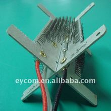 Electric mica heater
