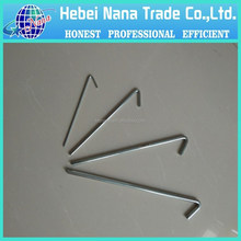 Different Length Stainless Steel Tent Pegs
