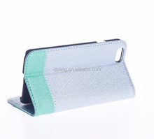 High quality cell custom embossed pu leather white rabbit phone case for asus zenfone 5