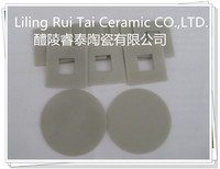 Aluminium Nitride / AIN Ceramic Substrate With 170 w/m.k High Thermal Conductivity