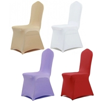 CC-222 Spandex wedding used chair covers for sale