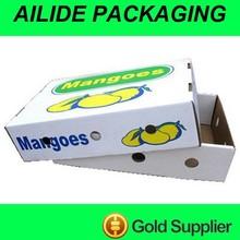 apple banana fruit corrugated packaging carton boxes