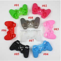 high quality silicone case for ps3 controller