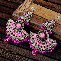 Fashion Jewelry Vintage Traditional Indian Earring Designs