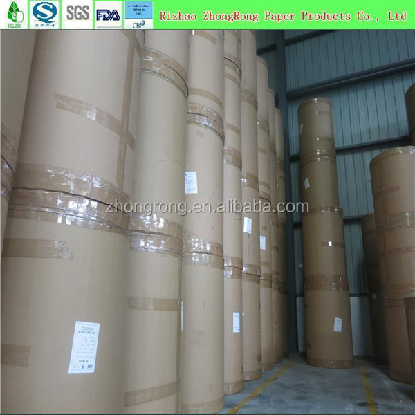 250g PE coated paper for disposable cups