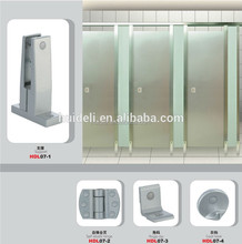Hot sale 304 202 stainless steel toilet bathroom wc cabin partition,toilet accessories
