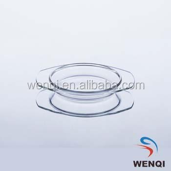 pyrex round glass casserole