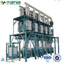 30T/24H Electric Corn/Maize Mill For Grain, Flour Milling Machine