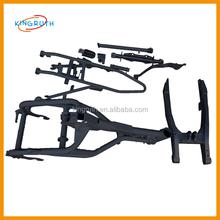 China high quality alloy TTR110 frame dirt bike