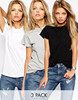 custom printed 100% cotton white / black / grey womens rolled sleeve blank t-shirt china wholesale oem