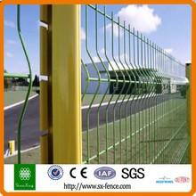 Pvc coated iron fence for dog fence panel of China supplier
