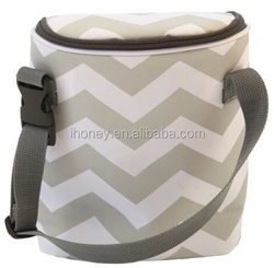 Baby Insulated 2 Bottle Tote Bags Keep Baby Bottles Warm or Cool