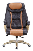 Luxury Leather Office Chair PU Executive Chair/Big Boss Chair for office
