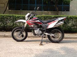 new 250cc motorcycles tornado off road dirt bike HL250GY