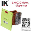 newest model ! LK003G queue management system parking ticket dispenser