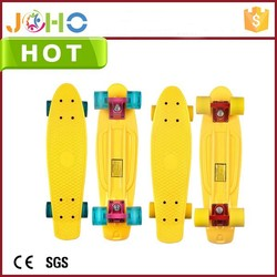 2015 New Toys Colorful cheap 22 inch professional skateboard for kids for sale