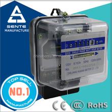 Monofásico DD28 activa contador eléctrico de digitaces tipos de electricidad metros