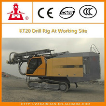 Promotion Price!kt20 new grounding machine portable drill machine for sale showed at Bauma China Fair