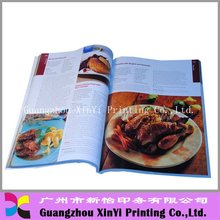 professional custom a4 journal book printing