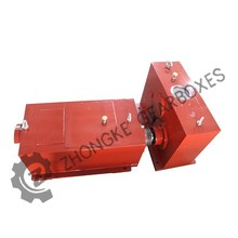 SZ conical twin-screw gear box/ PVC extruder twin gearboxes