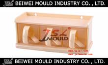 kitchen cruet, seasoning pot, spice box mould three Module Seasoning Box mould manufacturer