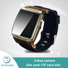 smart watch with sim card slot can be used as cell phone/mobile phone