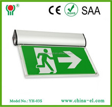Rechargeable LED emergency lighting with 3 hours backup battery CE RoHS SAA