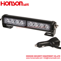 High Bright LED Grille Vehicle Surface Mount Emergency Light for Truck HD-242